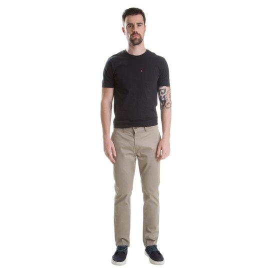 1bd5d34ec7ae9 Calça 511 Slim Chino Levis - Bege - Compre Agora
