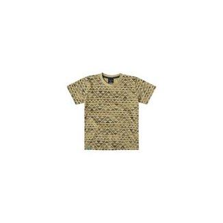 9165ea8ee Camiseta Manga Curta Bebê Quimby Masculina