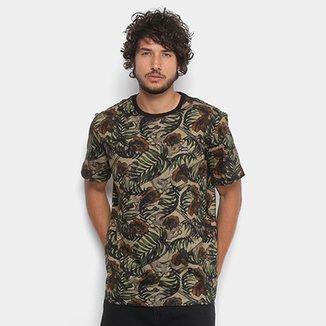 Camiseta MCD Especial Full Tropical Bones Masculina f5c3224aae7
