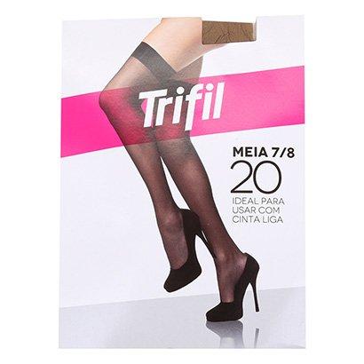 Meia Calça Trifil 7/8 Fio 20 Feminina