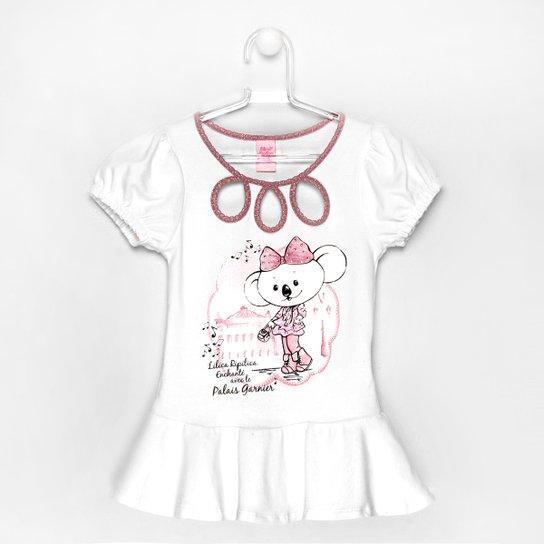 9169870f5192a Camiseta Lilica Ripilica Estampada - Compre Agora