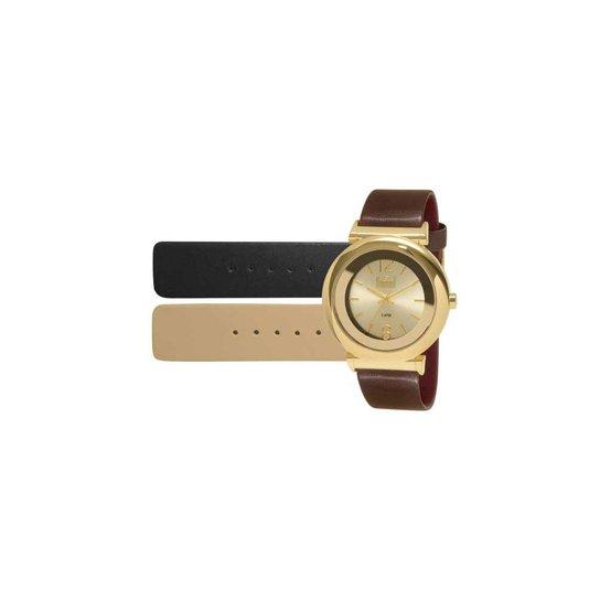 816e23f4696 Relógio Dumont Feminino VIP - Compre Agora
