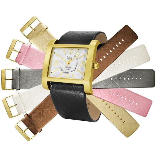 a057ec7debc Relógio Dumont Feminino Troca Pulseira - Compre Agora