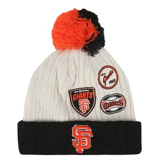 Gorro New Era Vintage Knitter San Francisco Giants 462435e1e4e