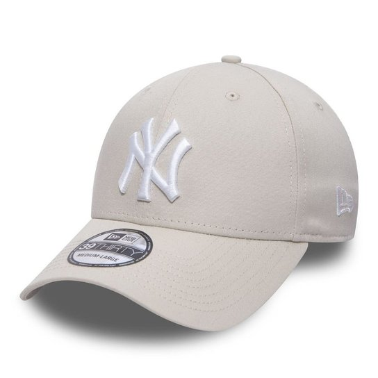 f3b61a4cf4139 Boné New York Yankees 3930 Bege MLB - New Era - Compre Agora