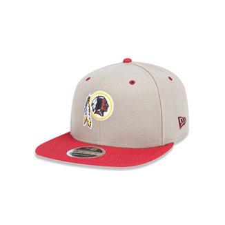 Boné 950 Original Fit Washington Redskins NFL Aba Reta Strapback New Era 9a43f8f8cc2