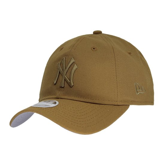 Boné New Era Aba Curva Strapback Mlb Ny Yankees To - Compre Agora ... 46285b59dce