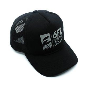edcd4ea917 Boné Evos Surfing Trucker Swell Logo