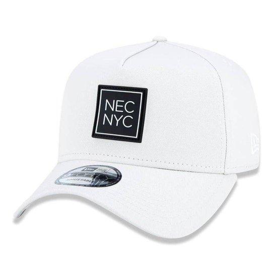 Boné New Era 940 A-Frame Veranito NEC NYC - Bege - Compre Agora ... 23180b99e34