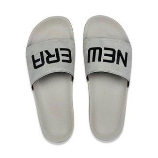 974485493 Chinelo Slide Branded New Era Masculino