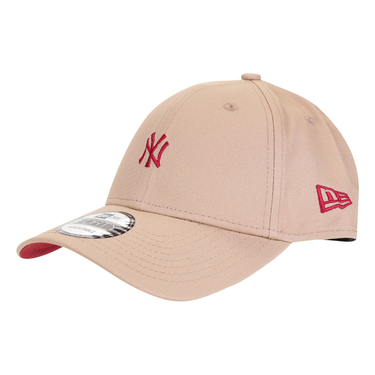 BonéNew Era MLB New York Yankees Aba Curva Snapback 940