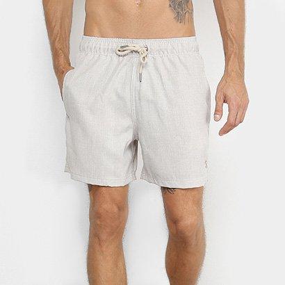 Bermuda Shorts Co Masculino Oxford Masculina