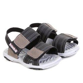 90c8a90012 Sandália Infantil Couro Blue Infantis - Compre Agora