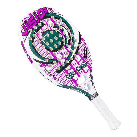 3b233f57e5 Raquete de Beach Tennis Vision Big One - Compre Agora | Netshoes