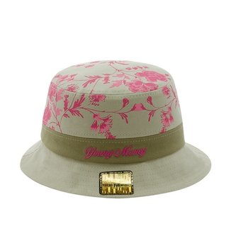 Chapéu Young Money Bucket Hat Floral a86fff6091f