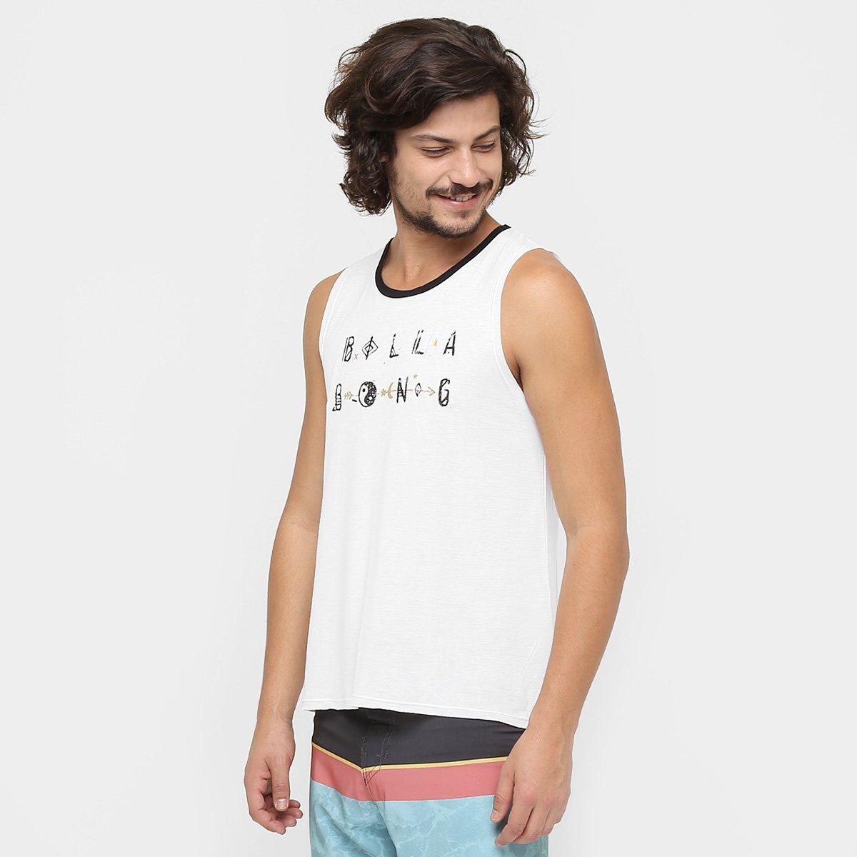 Camiseta Regata Billabong Always Awesome