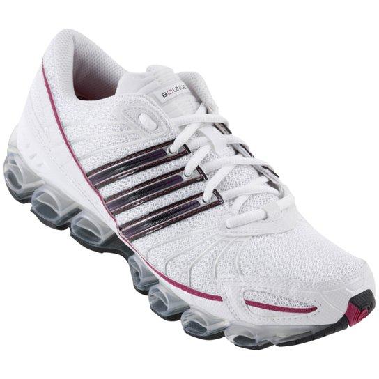 74fdf39a812 Tênis Adidas Rava Mega Bounce - Branco+Violeta