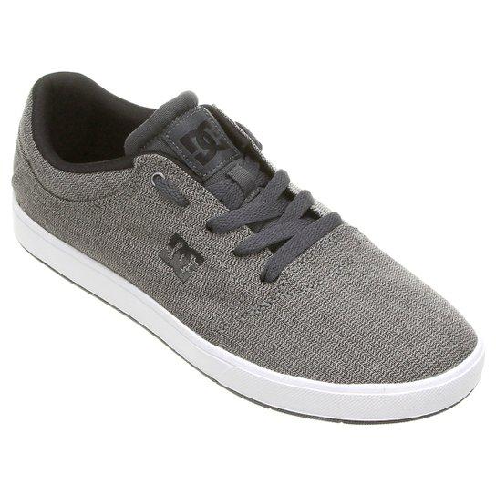 ff5c71b1e Tênis DC Shoes Crisis Tx SE - Cinza | Netshoes