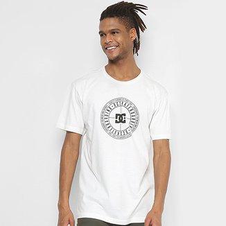 Camiseta DC Shoes Bas Target Masculina f754338bfa6