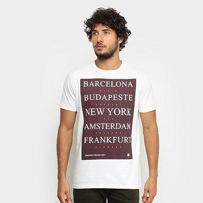 Camiseta Industrie Cidades Masculina