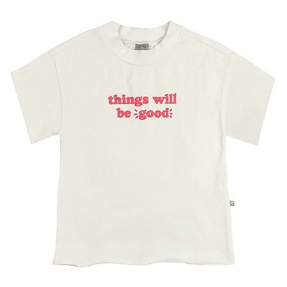 Blusa Infantil Hering Good Things Feminina