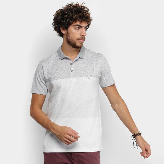 Camisa Polo Reserva Degrade Milos Prim Masculina - Mescla - Compre ... 50f2d88912204