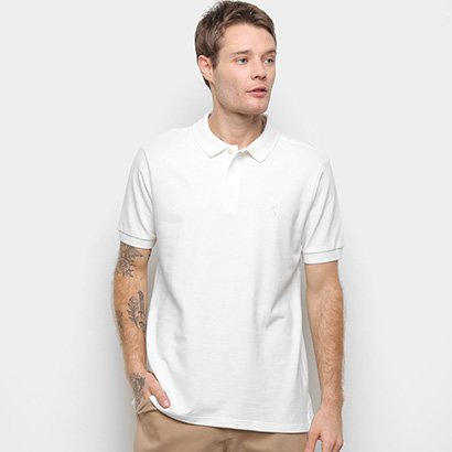 Camisa Polo Reserva Básica Masculina