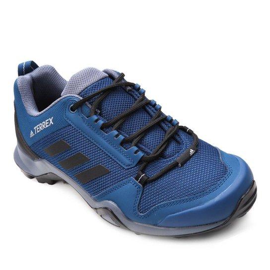 eba37fb1a Tênis Adidas Terrex Ax3 Masculino - Marinho e Preto - Compre Agora ...