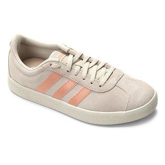 3525e954463 Tênis Adidas Vl Court 2.0 Feminino