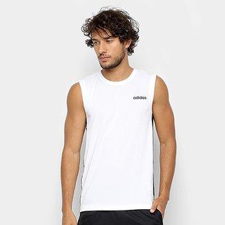 f8ec98c4b2 Camiseta Regata Adidas Design 2 Move 3 Stripes Masculina