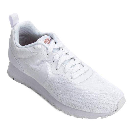 e441c520b8 Tênis Nike Md Runner 2 Eng Mesh Feminino - Branco - Compre Agora ...