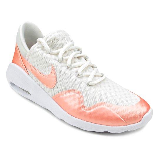 Tênis Nike Air Max Sasha Feminino - Off White - Compre Agora   Netshoes a40f17bd10
