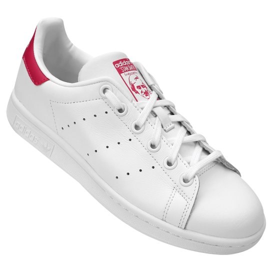 Tênis Infantil Adidas Stan Smith - Compre Agora  d39882d2f8f59