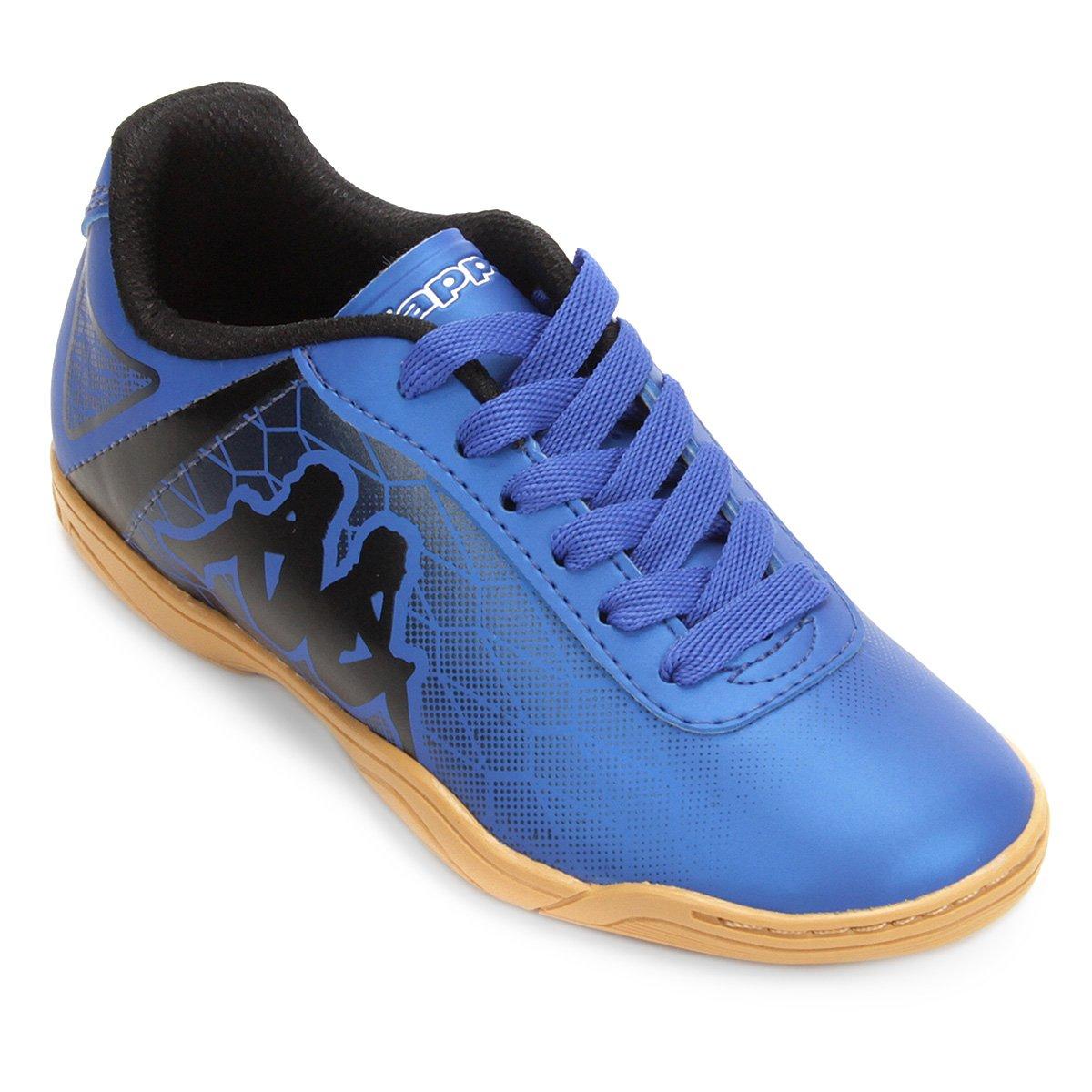 5a8db8d9a0 Chuteira Futsal Infantil Kappa Torpedo