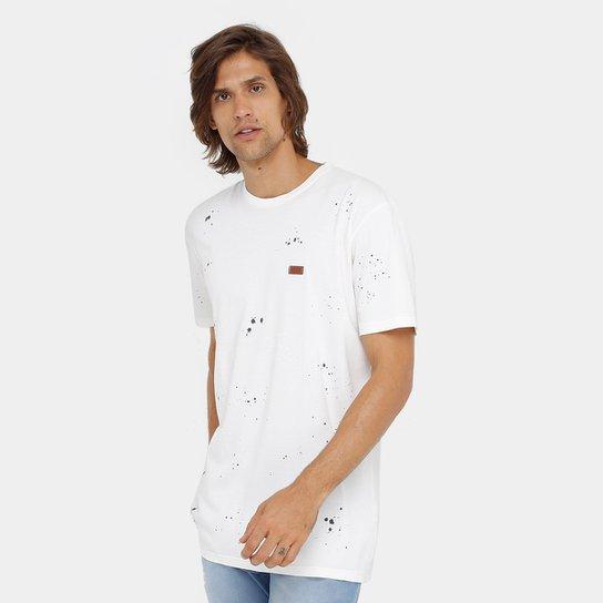 cbf454ce9 Camiseta Globe Especial Ink Masculina - Off White | Netshoes
