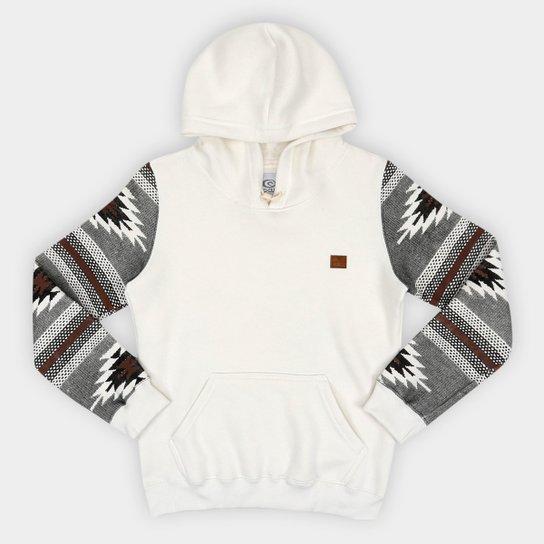 634ecf5c61 Moletom Rip Curl Native Hood Masculino - Compre Agora