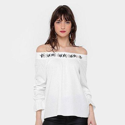347f4dd1c8 Blusa Bata Feminina - Compre Roupa Feminina Online