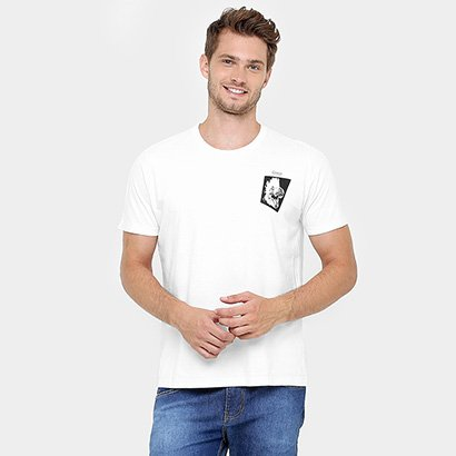 Camiseta Colcci Dino Skate