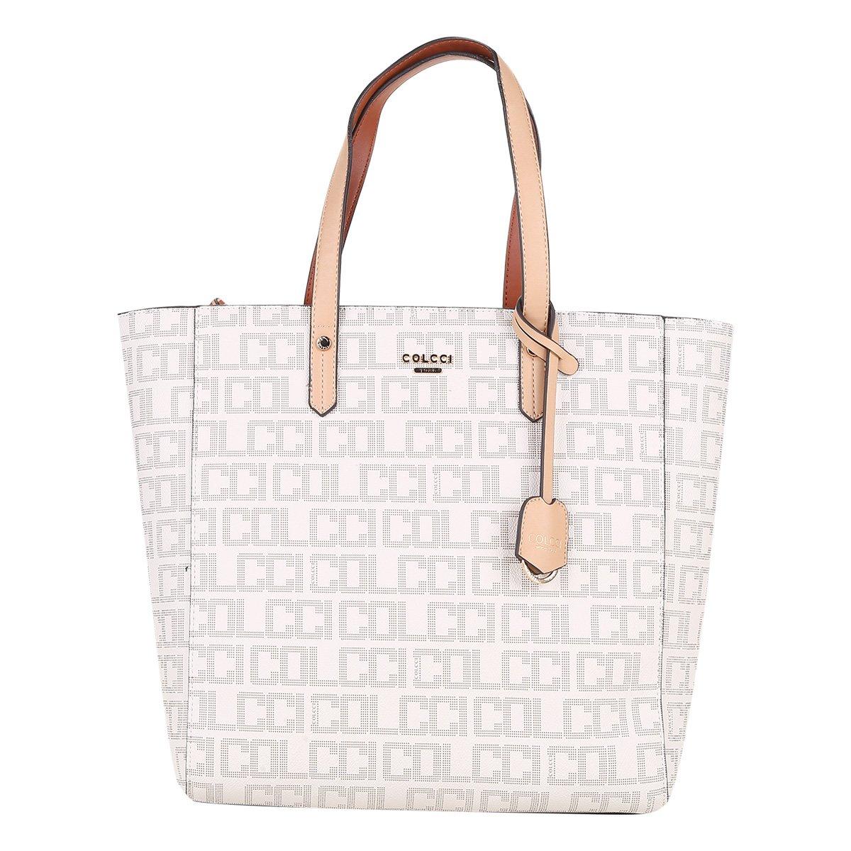 4e7c5541a Bolsa Colcci Shopper Logomania Feminina | Livelo -Sua Vida com Mais ...