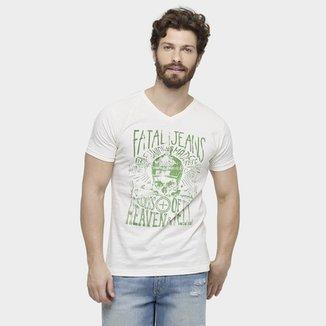 Camiseta Fatal Heaven 6df358845e7d6
