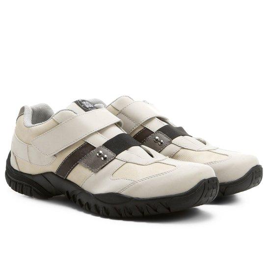 e44a577b57 Sapatênis Walkabout Velcro - Off White