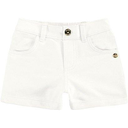 Shorts Infantil Milon Feminino