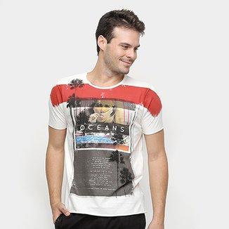 dc290fcd1d Camiseta Derek Ho Ocean Masculina