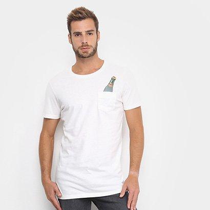 CamisetasColcci Garrafa Bolso Masculina
