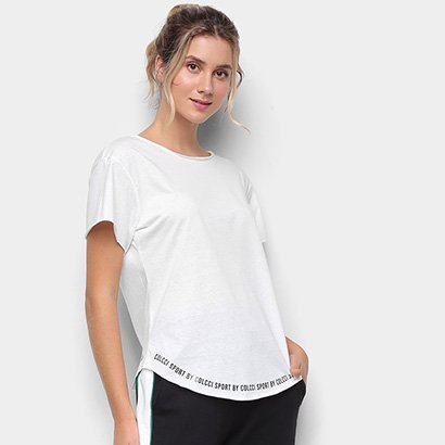 Camiseta Colcci Sport Feminina