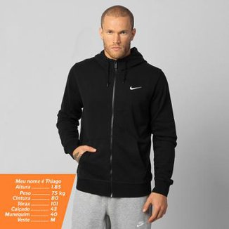 6d31f8c5050 Jaqueta Nike Club FT FZ c  Capuz
