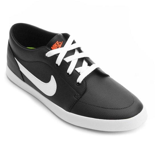 35902719bec7b Tênis Nike Futslide SL Masculino - Preto+Branco