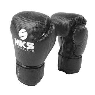 5969a227e Luva De Boxe Mks Profissional