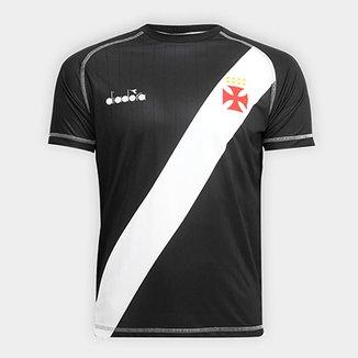 1d111d9891 Camisa Vasco Transição I 2018 s nº Torcedor Diadora Masculina