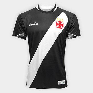 Camisa Vasco I 2018 s n° Jogador Diadora Masculina b4c63f48a3890